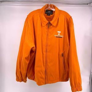 Vintage UT Tennessee Volunteers Bomber Jacket XL